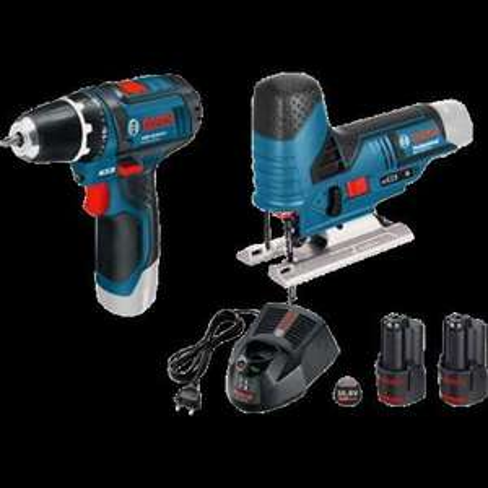 Bosch Akkuschrauber& Stichsäge GSR 10,8-2-LI /GST 10,8 V-LI für 189,90+4,95 VSK@ZackZack