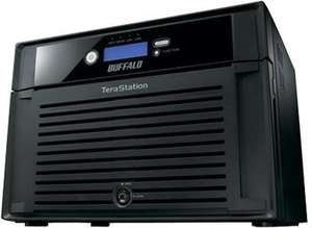 BUFFALO TeraStation Pro 6 WSS - NAS-Server - 12 TB - SATA 3Gb/s - HD 2 TB x 6 - RAID 0, 1, 5, JBOD für 666,- anstatt 1785,60@ZackZack