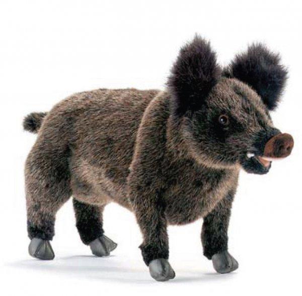 Wieder da! (Prime) Hansa Stofftier - Wildschwein groß für 20 statt 100€