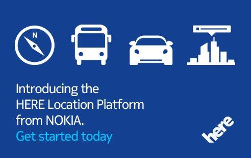 [Android] HERE - kostenlose offline Navigation (Weltweit) von Nokia