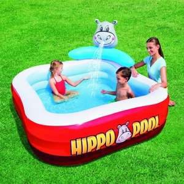 [Amazon Prime] Bestway Planschbecken Hippo - Ohne Prime 19,90 Euro