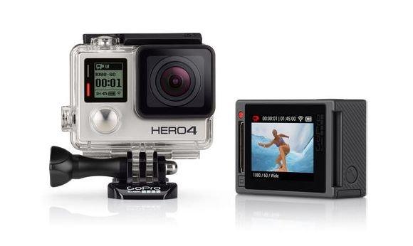 GoPro Hero 4 Silver Edition von Amazon.de für 306€