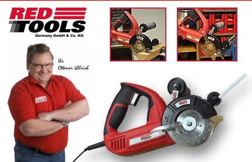 Heimwerker-Deal: Handkreissäge von Red Tools für 64,99 Euro inkl. Versand