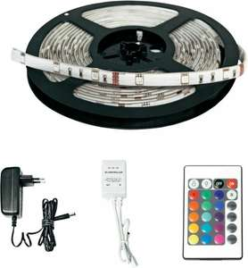5m SMD5050 LED-Streifen RGB 30 LED Multi-Color bei Digitalo
