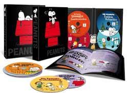 Peanuts Superbox (mit exklusiven Folgen 9DVDs) für 18,97€ inkl. Versand @Amazon