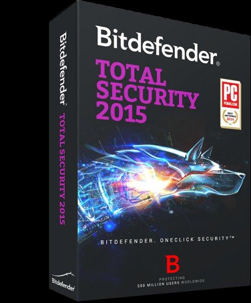 6 Monate Bitdefender Total Secruity 2015