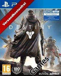 Destiny PS4 (Pegi deutsch) + Boni, nur heute @gamesonly.at