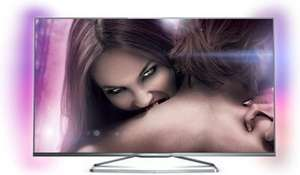 Phi­lips 47PFK7109/12 Ambi­light 3D Smart TV 600Hz für 699€ (Lokal) @ Mediamarkt Dortmund