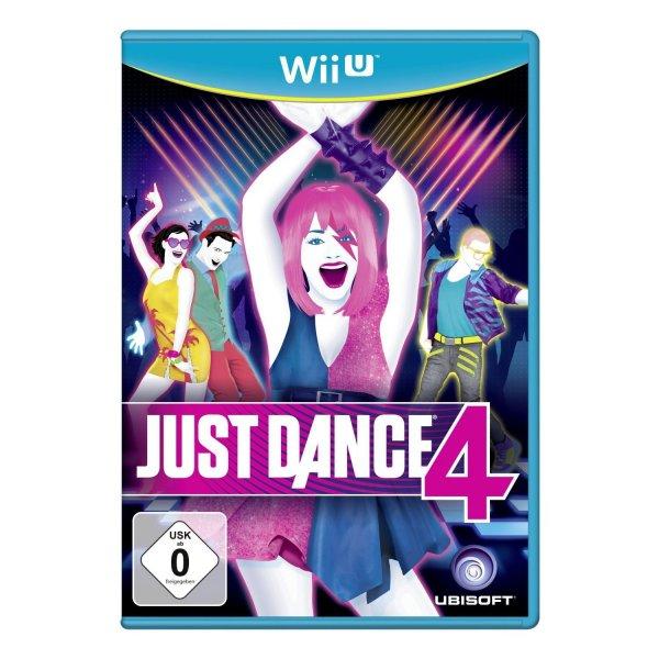 Just Dance 4 (Wii U) für 4,29€ @Amazon Prime