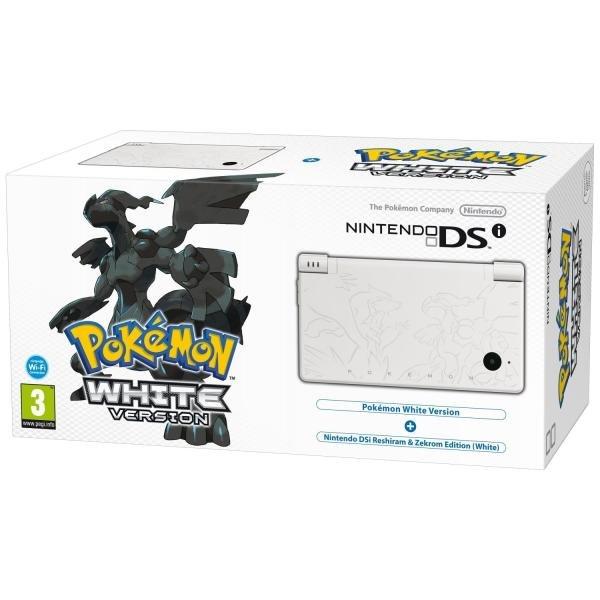 Nintendo DSi Pokémon-Edition (weiß) für 76€ @Zavvi.com