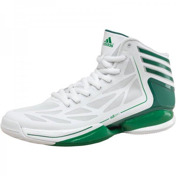 adidas Mens Adizero Crazy Lightweight Basketballschuh 3 Farben/Modelle für GROßE Füße [mandmdirect]