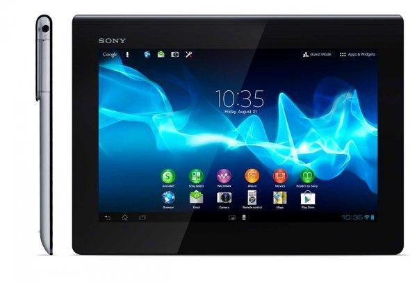 Sony Xperia Tablet S 16GB, WLAN + 3G 170€ @Ebay (kontramobile) Demogeräte