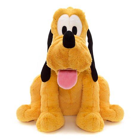 (Disney Store) Große Disney Plüsch Kuscheltier Aktion bis zu 40% zb Pluto 50cm für 30,31€ inkl Versand