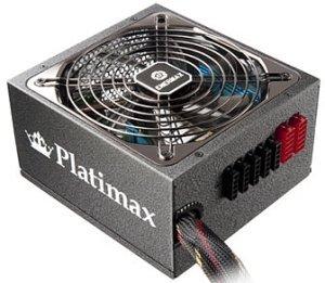 Enermax Platimax 600W (ATX 2.4, 80 Plus Platinum, 5 Jahre Garantie, teilmodular) - 99,90€ @ ZackZack