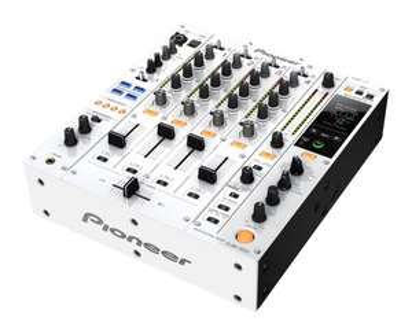 Pioneer DJM-850-W 4 Kanal DJ-Clubmixer 200,- unter Idealo @ bax-shop.de