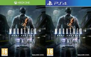 PS4/Xbox One - Murdered: Soul Suspect für €25,35 [@Zavvi.com]