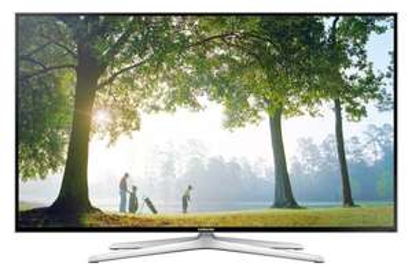 "Samsung™ - 55"" 3D LED-Backlight-Fernseher ""UE55H6470SSXZG"" (Full HD,400Hz CMR,DVB-T/C/S2,CI+,WLAN,Smart TV,Sprachsteuerung) ab €749,61 [@MeinPaket.de]"