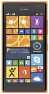 Nokia Lumia 730 (Dual Sim) - orange [DastroMedia]