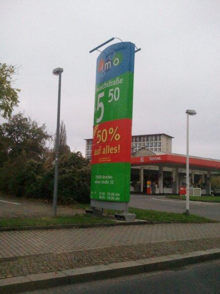 [Lokal: Dresden] IMO Waschstraße Wiener Straße -50% auf alles - nur dieses Wochenende!