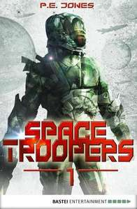 Space Troopers - Folge 1: Hell's Kitchen (ebook) Kostenlos @Google Play/Amazon.de