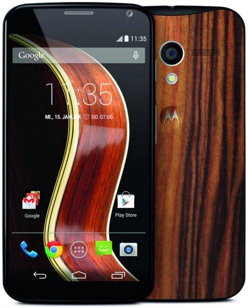 Motorola Moto X 16GB walnuss