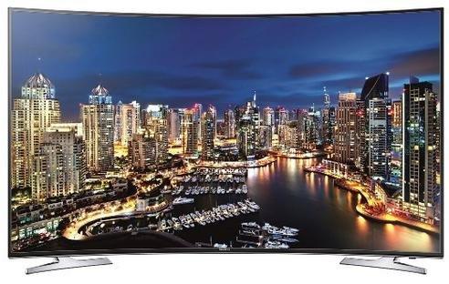 amazon Blitzangebot: Samsung UE55HU7100 139 cm (55 Zoll) Curved LED-Backlight-Fernseher