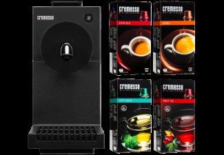 Cremesso Uno Bundle carbon black inkl. 4 Packungen Kapseln für 29€ @ Mediamarkt (bei Abholung) ansonsten +4,99 Versand
