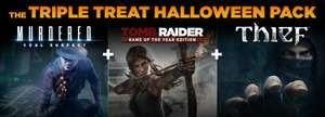 [Steam] Halloween Pack: Murdered + Tomb Raider GOTY + Thief 2014