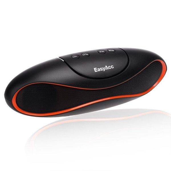 Wieder da: EasyAcc® 2nd Gen Olive Tragbarer Bluetooth Lautsprecher
