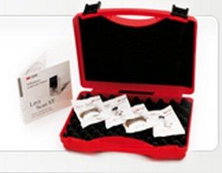 Kostenloses Set von Zirkon (inkl. einer Kofferbox)