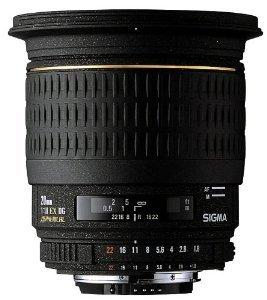 Sigma 20mm f1.8 EX DG ASPH RF [Minolta/Sony]  für 547,01 € @Amazon.fr