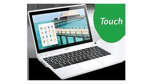 Acer C720p Chromebook mit Touchscreen rakuten.de 212,20€ inkl. idealo: 269€