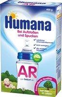 Humana AR Baby-Spezialnahrung bei Spucken und Aufstoßen