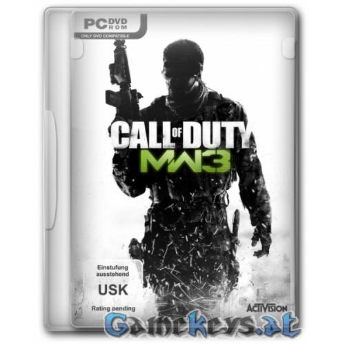 Call of Duty: Modern Warfare 3 Key Vorbestellung für nur 29,99 €