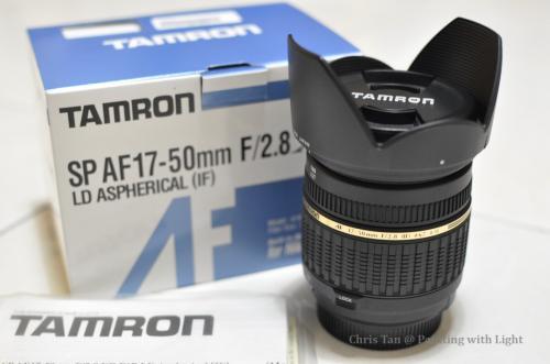[Hamburg] Tamron 17-50 f/2,8 (Canon & Nikon) für 200 Euro bei Saturn EEZ