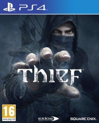 Amazon Frankreich Thief PS4