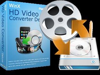 (Win)WinX HD Video Converter Deluxe