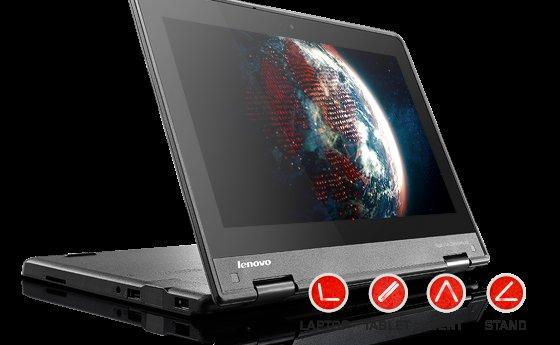 nachweispflichtiges(!) Lenovo Thinkpad Yoga 11e 20DBS00800 Chromebook für 203€ bei lapstars bzw. 206€ bei campuspoint