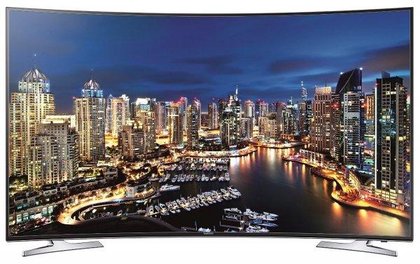"""Samsung 65"""" 4K Curved TV jetzt / 55"""" 4K um 16 Uhr"""