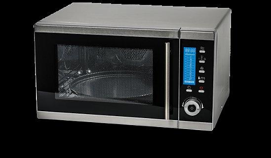 [online] MEDION® 4 IN 1 Mikrowelle mit (Doppel-)Grill und Umluft(MD 15501)