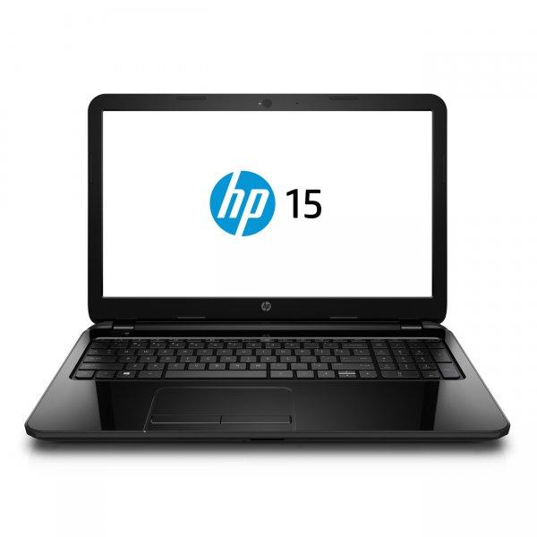 "HP 15-g029ng Notebook 15,6"" [AMD Quad-Core A8-6410 APU mit AMD Radeon™ R5 Grafik, 4GB, 500GB, FreeDOS]"