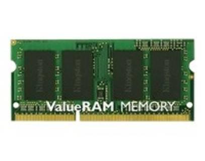 Wieder da! Kingston 4GB DDR3 1333 204pin Arbeitsspeicher (Laptop/(i)Mac) dieses mal für 15,19€