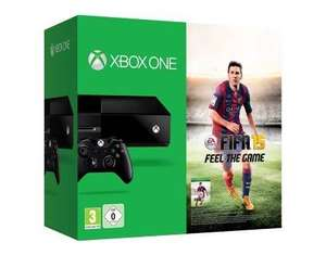 [Mein Paket] Xbox One (ohne Kinect) inkl. FIFA 15