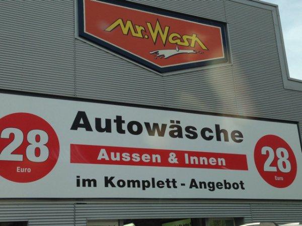 Mr wash INNEN u. AUßENWÄSCHE  (Essen)