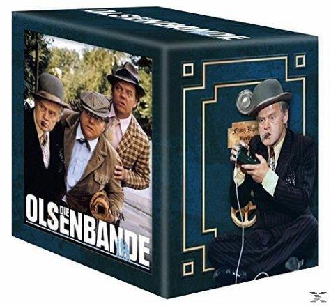 [MM Magdeburg] Die Olsenbande Komplettbox auf DVD und BluRay für je 79€