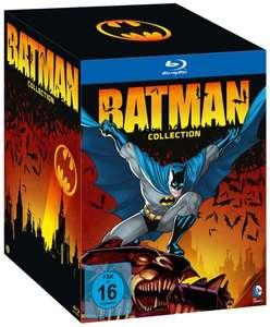 [Amazon.de Blitzangebote] DC Universe Batman Collection (54,97€ statt 69,99€)