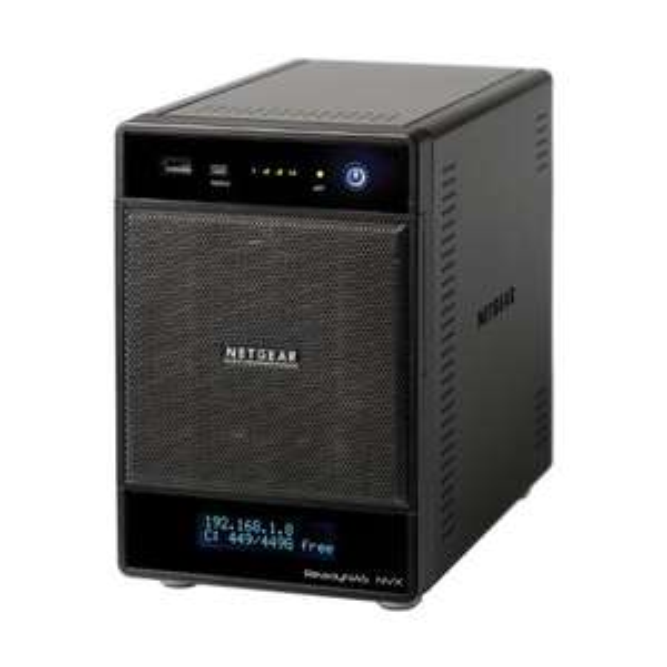 10 € Netgear Rndx4420 Readynas Nvx 8 TB