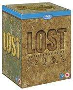 LOST Season 1-6 Complete BluRay @base.com für ~100€ inkl VSK