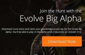 [Alle Plattformen] EVOLVE BIG ALPHA
