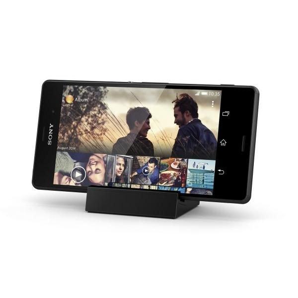 Sony DK48 für 16,90€ - Dockingstation für das Sony Xperia Z3 / Xperia Z3 Compact